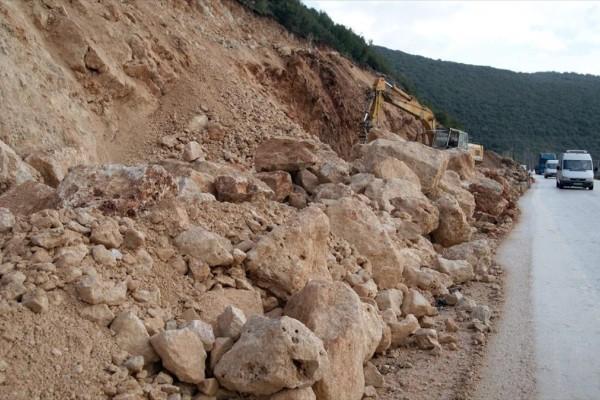 Βόρεια Εύβοια: «Καμπανάκι» των ειδικών για κίνδυνο κατολισθήσεων μετά τις φωτιές