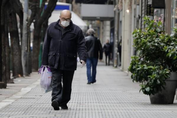 Ανατροπή: Επιστρέφει η μάσκα σε εξωτερικούς χώρους!