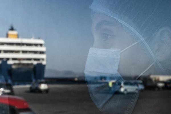 Θετικό στον κορωνοϊό πλήρωμα πλοίου που εκτελεί δρομολόγια για Σποράδες