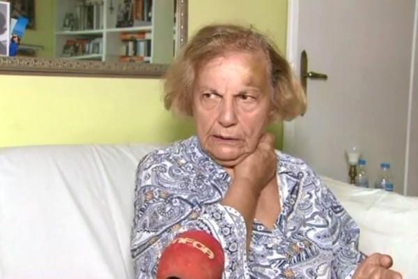 Θεσσαλονίκη: Άγριος ξυλοδαρμός 87χρονης σε ασανσέρ (Video)