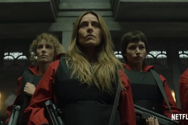 La Casa De Papel: «Ελευθερία ή θάνατος» - Κυκλοφόρησε το trailer του 5ου κύκλου
