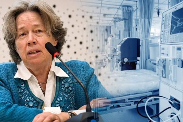 Αθηνά Λινού: «Οι μεταλλάξεις θα αυξάνονται όσο δεν εμβολιαζόμαστε»
