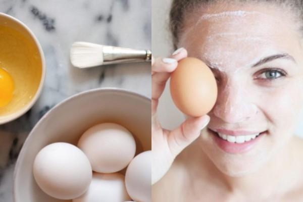 Συσφικτική φυσική μάσκα προσώπου με μέλι, λεμόνι και αυγό!