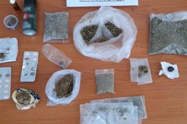Μεσσηνία: Συνέλαβαν 14 άτομα για ναρκωτικά σε κάμπινγκ