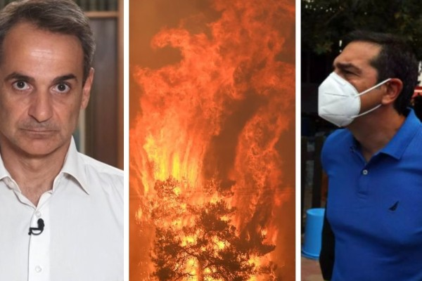 «Κύριοι, πάψτε! Πάψτε και κάντε τη δουλειά σας επιτέλους»: Η Greenpeace κατακεραυνώνει Μητσοτάκη και Τσίπρα!