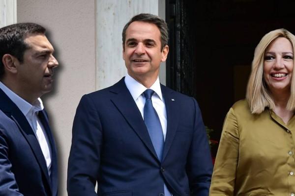 Πυρκαγιές στην Ελλάδα: «Πυρά» από την αντιπολίτευση - Ζητείται η καρατόμηση Χαρδαλιά και Χρυσοχοΐδη