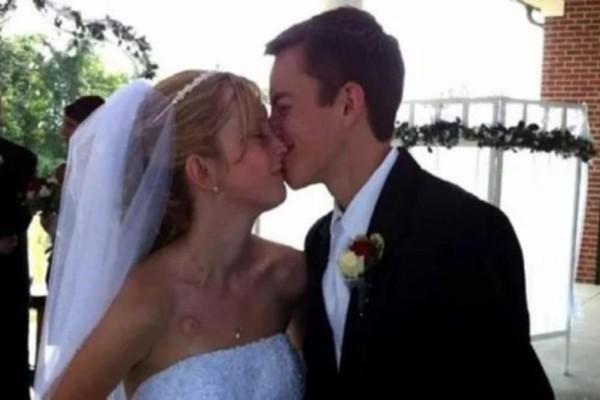 Μια νύφη λίγο πριν πεθάνει ήθελε να περάσει τελευταίες στιγμές με τον άνδρα της - Τότε έμαθε το μοιραίο...
