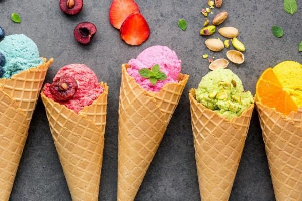 Πες μου τι ζώδιο είσαι να σου πω τι παγωτό προτιμάς