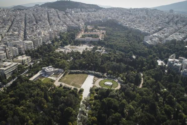 Κλείνουν Πάρκο Τρίτση, Πεδίον του Άρεως, Αττικό Άλσος και λόφος Φινοπούλου
