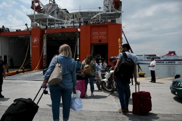 Ξεκίνησε η επιστροφή των εκδρομέων - Εντατικοί έλεγχοι στο λιμάνι του Πειραιά