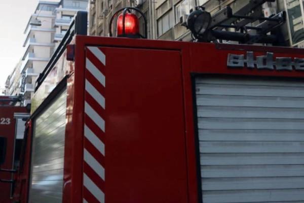 Τραγωδία στα Πατήσια: Δύο νεκροί από πυρκαγιά σε διαμέρισμα