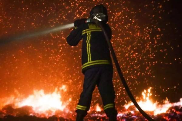 Δυστυχώς! Πρώτος νεκρός από την πυρκαγιά στην Αττική!
