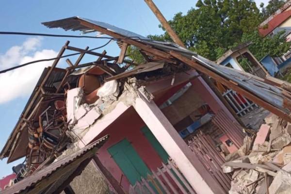 Σεισμός στην Αϊτή: Απίστευτη τραγωδία με πάνω από 300 νεκρούς - Η εκτίμηση Λέκκα