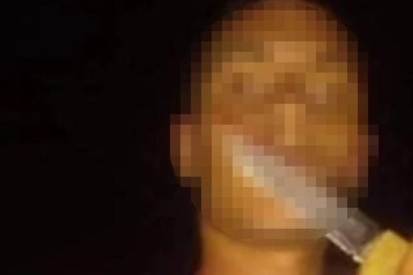 Έγκλημα στις Σέρρες: Συγκλονιστικές εικόνες - Ο 20χρονος δράστης ανέβασε φωτογραφίες με το μαχαίρι στα social media