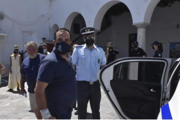 Συνελήφθη ο δήμαρχος Μυκόνου Κωνσταντίνος Κουκάς