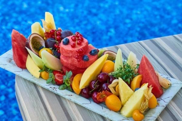 6 + 1 υγιεινά οικογενειακά σνακ για την παραλία