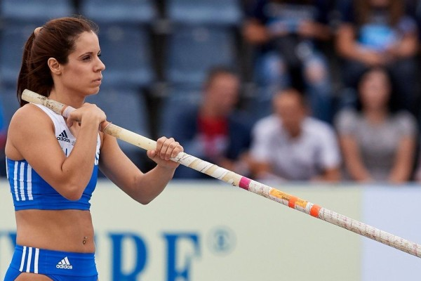 Ολυμπιακοί Αγώνες: Τέταρτη η Κατερίνα Στεφανίδη