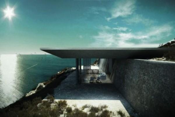 Τήνος: Εκπληκτικό σπίτι με πισίνα-καθρέπτη βραβεύτηκε στα αμερικάνικα βραβεία αρχιτεκτονικής