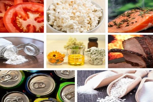 7+1 τροφές που προκαλούν αργό θάνατο