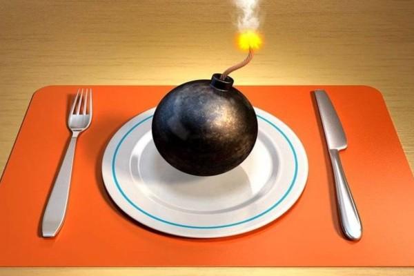 7+1 τροφές «θάνατος» για το βράδυ!