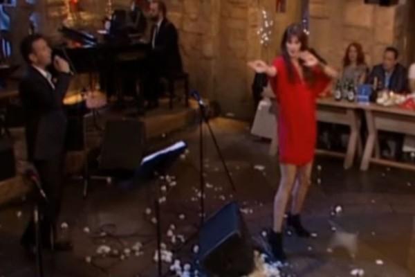 Ηθοποιός χόρεψε τσιφτετέλι και αναστάτωσε τους πάντες στο πλατό!