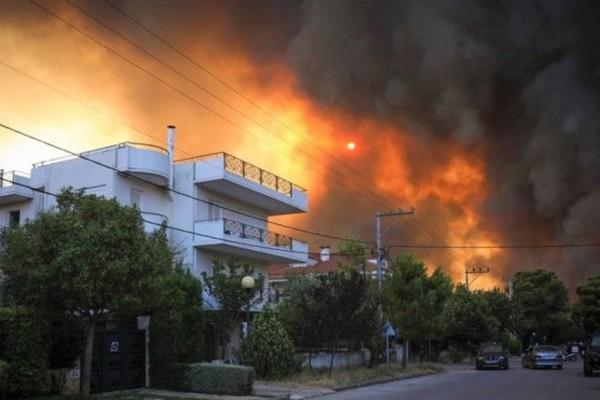 Παρέμβαση της Εισαγγελίας για την φωτιά στην Βαρυμπόμπη
