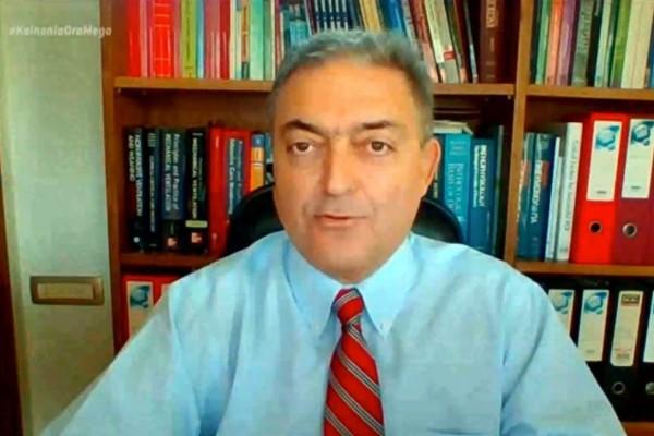 Θεόδωρος Βασιλακόπουλος: «Συνεχίζω να δέχομαι απειλές με αδιανόητο υβρεολόγιο»