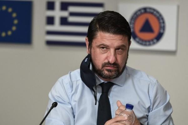 Νίκος Χαρδαλιάς: «Η παραίτησή μου βρίσκεται στο γραφείο του πρωθυπουργού»!