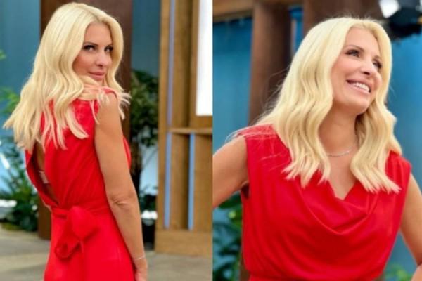 Ασύλληπτο: Δεν φαντάζεστε πόσο κοστίζει το φόρεμα που φόρεσε η Ελένη Μενεγάκη στη πρεμιέρα της στο Mega!