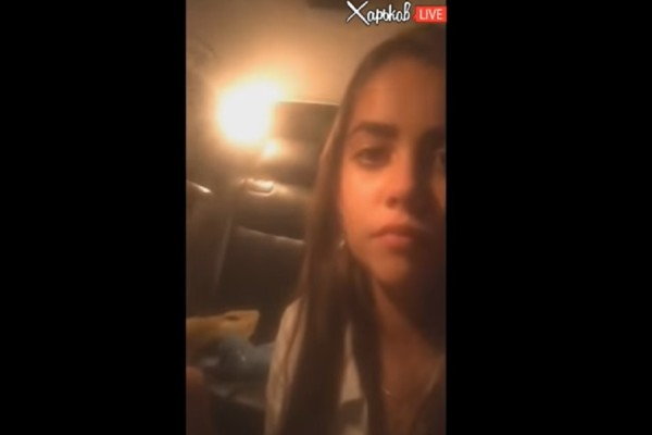 16χρονη βγάζει μια τελευταία selfie πριν πεθάνει - Οι αστυνομικοί σοκαρισμένοι βλέπουν το τραγικό συμβάν στο κινητό της
