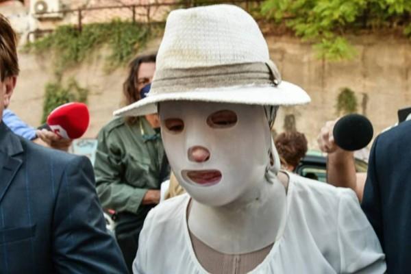 Επίθεση με βιτριόλι: Τότε θα βγάλει τη μάσκα η Ιωάννα Παλιοσπύρου