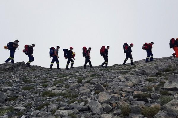 Όλυμπος: Επιχείρηση διάσωσης ορειβάτη - Έχει τραυματιστεί σοβαρά
