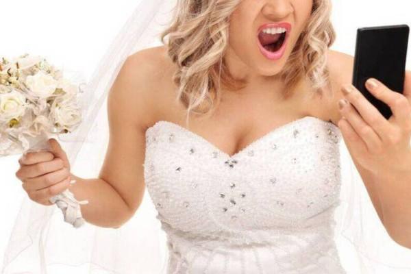 Η νύφη τρελάθηκε και έγινε viral: Δείτε γιατί ακύρωσε τον γάμο της!