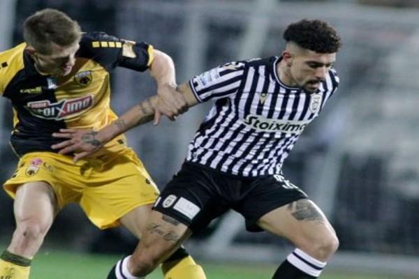 Super League: ΠΑΟΚ-ΑΕΚ 2-0: Μαγεία Μπίσεσβαρ στην Τούμπα!