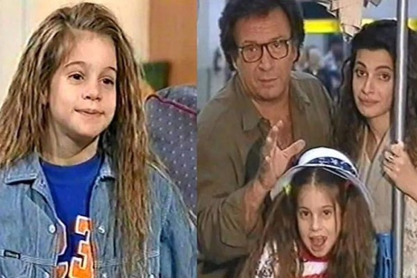 Αγνώριστη η Κορίνα Δαμουλιάνου: Πώς είναι σήμερα το κοριτσάκι του «Πάτερ Ημών» 25 χρόνια μετά