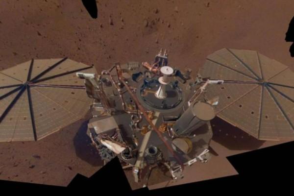 Σεισμός 4,2 Ρίχτερ στον Άρη και με διάρκεια 1,5 ώρας!