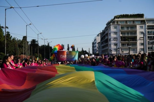 Athens Pride 2021: Γεμίζει με χρώματα το κέντρο της Αθήνας