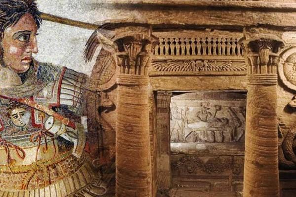 Οριστικό: Εκεί βρίσκεται ο τάφος του Μέγα Αλέξανδρου!