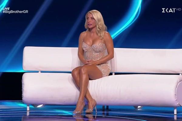 Big Brother 2: «Αστραφτερή» η Σοφία Δανέζη στο 3ο live - «Έτριξε» όλο το πλατό