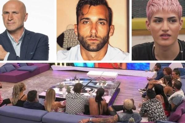 Αντιδήμαρχος, Κεχαγιάς και Θέμης: Παλιοί παίκτες μπαίνουν στο Big Brother 2!