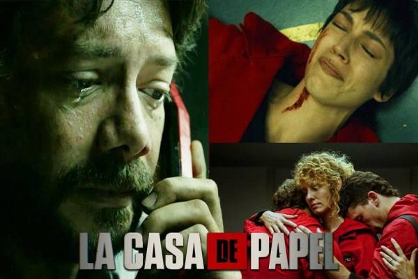 Netflix - Τοp 10: Σειρές και ταινίες που βλέπουν οι χρήστες αυτή την εβδομάδα! Φυσικά στη κορυφή ο 5ος κύκλος του La Casa