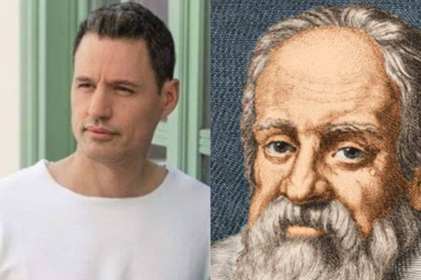 Το πήγε... σε άλλο επίπεδο ο Γρηγόρης Πετράκος: Συγκρίνει τον εαυτό του με τον Γαλιλαίο!
