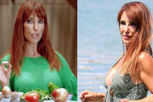 Η γρήγορη δίαιτα της Βίκυ Χατζηβασιλείου: Το πρόγραμμα διατροφής που ακολούθησε και έχασε 5 κιλά σε 30 μέρες