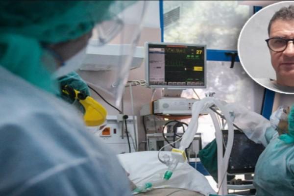 Κορωνοϊός – Ανατριχιαστική μαρτυρία ασθενή: «Οι γιατροί μου είπαν 'για να έζησες, υπάρχει Θεός'»