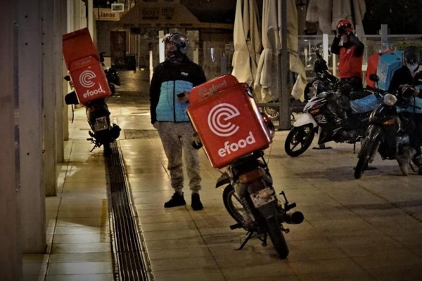 E-food: Στάση εργασίας και μοτοπορεία την Τετάρτη (22/9)