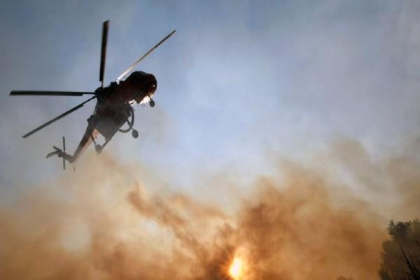 Συναγερμός στην πυροσβεστική - Φωτιά στην Ίο
