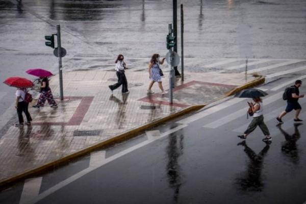 Έκτακτο δελτίο επιδείνωσης καιρού: Έρχονται ισχυρές βροχές - Ποιες περιοχές θα «χτυπήσουν»