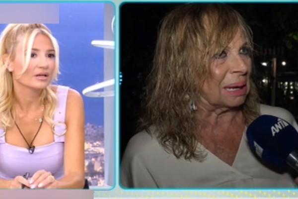 Άννα Φόνσου: «Θέλω να επισκεφτώ τον Δημήτρη Λιγνάδη στην φυλακή – Θα στιγματιστώ»