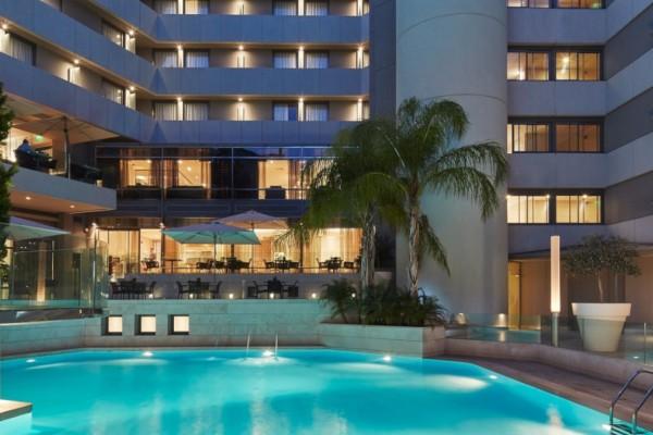 Galaxy Hotel Iraklio - Ξενοδοχείο 5 αστέρων στην πόλη του Ηρακλείου, Κρήτη!