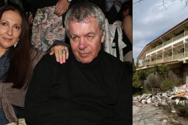 Γιάννης Πουλόπουλος: Πωλείται έναντι 2,4 εκατ. ευρώ το ξενοδοχείο του